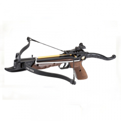 Pistolová kuše  COBRA aluminium dřevo 80lb