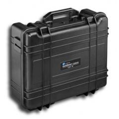 kufr B&W typ.30 černý-včetně pěnové vložky