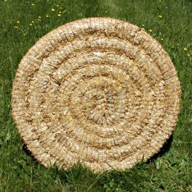 Terčovnice slaměná 80/8 cm
