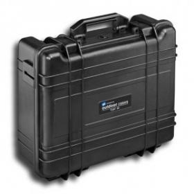 kufr B&W typ.40 černý-včetně pěnové vložky