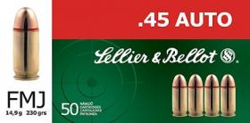 náboj .45 AUTO/.45 ACP