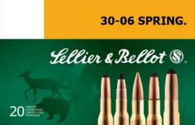 náboj kulový 30-06 SPRING. 11.7g SPCE