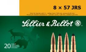 Sellier & Bellot, a.s.  náboj kulový 8x57JRS 12,7g SPCE