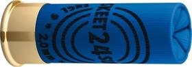 brokový náboj SKEET 12/70-24 SUPER