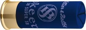 brokový náboj SKEET 12/70-28 SUPER