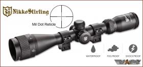 puškohled Nikko Stirling Mountmaster IR 3-9x40 AO