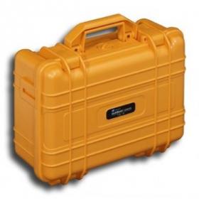 kufr B&W typ.30 oranžový-včetně pěnové vložky