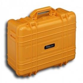 kufr B&W typ.40 oranžový-včetně pěnové vložky