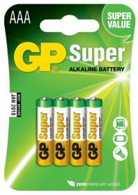 Baterie alkalická GP  AA/LR6 -  tužková