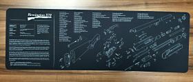 Servisní podložka pro zbraně - Remington 870