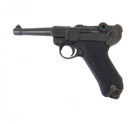 Replika pistole Parabellum Luger P.08, Německo 1898