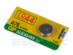 baterie alkalická GP A76 - 1,5V