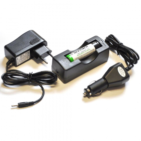 Nabíječka pro  baterie 18650