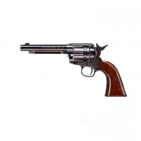 Vzduchovkový revolver Colt Single Action Army SAA .45 černý
