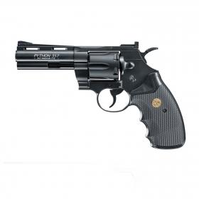 Vzduchovkový revolver Colt Python 4 černý