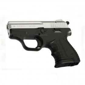 Plynová pistole Atak Zoraki 906 matný chrom cal.9mm