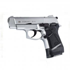 Plynová pistole Atak Zoraki 914 - matný chrom