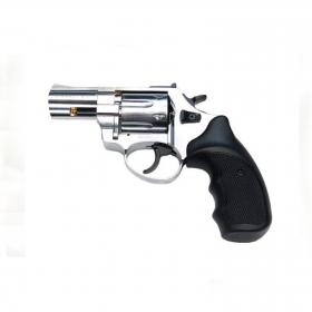 Plynový revolver Atak Zoraki R1 2,5´´ lesklý chrom cal.9mm