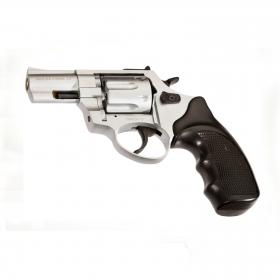 Plynový revolver Atak Zoraki R1 2,5´´ matný chrom cal.9mm