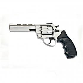 Plynový revolver Atak Zoraki R1 4,5´´ matný chrom cal.9mm