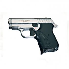 Plynová pistole Ekol Agent/Volga matný chrom cal.9mm