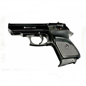 Plynová pistole Ekol Lady  černá