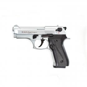 Plynová pistole Ekol Firat Compact nikl cal.9mm