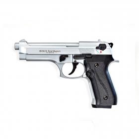Plynová pistole Ekol Firat 92 nikl cal.9mm