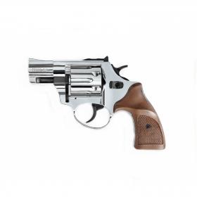 Plynový revolver Ekol Viper Lite 2´´ chrom cal.9mm