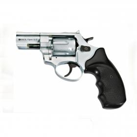 Plynový revolver Ekol Viper 2,5´´ nikl cal.9mm