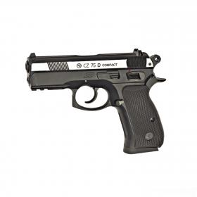 Vzduchová pistole ASG CZ 75 D Compact bicolor