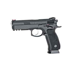 Vzduchová pistole ASG CZ-75 SP-01 Shadow 4,5mm BB brok