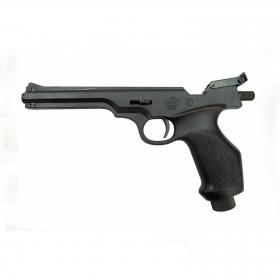 Vzduchová pistole LOV 21 bombička sifon