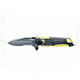 Nůž Walther Rescue PRO černo-žlutý