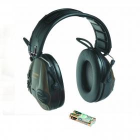 Sluchátka střelecká Peltor MT16H210F-478-GN SPORT TAC SNR 27 dB