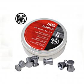 Diabolky RWS-GECO Standard 4,5mm