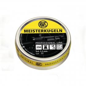 Diabolky RWS-MEISTERKUGELN  4,5mm