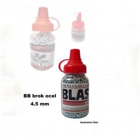 Brok ocelový BB Blaster 4,5mm ocel