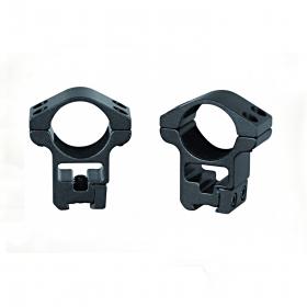 Montáž dvoudílná 11mm / 25,4mm vysoká GAMO