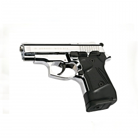 Plynová pistole Atak Zoraki 914 lesklý chrom cal.9mm