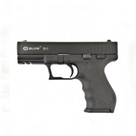 Plynová pistole BLOW TR 17 černá cal.9mm