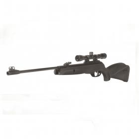 Vzduchovka Gamo Black Knight cal.4,5mm + puškohled GAMO 3-9x40