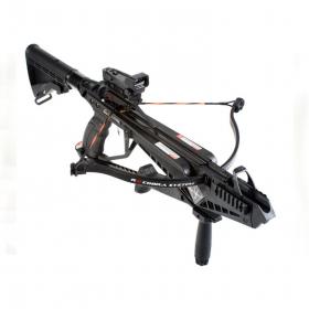 Pistolová kuše  COBRA R9 Black Deluxe 90 Lbs