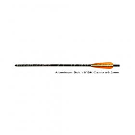 Šíp pro kuš 9,2/480mm (18´´) CAMO - hliníkový