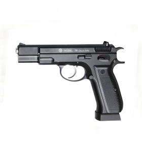 ASG ActionSportGames A/S Vzduchová pistole ASG CZ 75  BlowBack  4,5mm BB brok