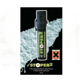 Pepřový sprej STOPER2 20ml-pěna