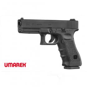 Vzduchová pistole GLOCK 17  BlowBack  4,5mm BB brok