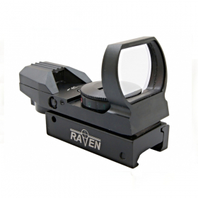 Kolimátor Raven Open PointSight Red/Green - 22mm