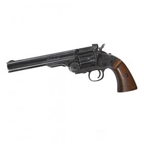 """Vzduchovkový revolver Schofield 6"""" - 4,5mm"""