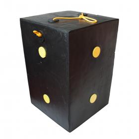 Terčovnice BLOCK Polimix 40x40x60 cm se závěsem